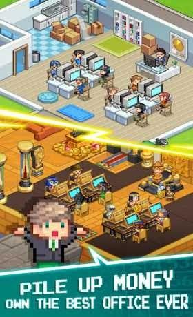 Tap Tap Trillionaire Cash Clicker Adventure is a Simulation