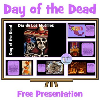 Day Of The Dead Halloween Lesson Day Of The Dead Teaching Holidays