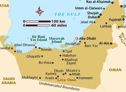 Map Of United Arab Emirates Cities Google Search In 2020 United Arab Emirates Emirates United Arab