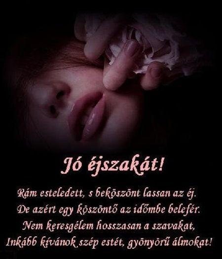 szép álmokat szerelmem idézetek Jó estét, szép álmokat!   lelkemszirmai.lapunk.hu | Good night