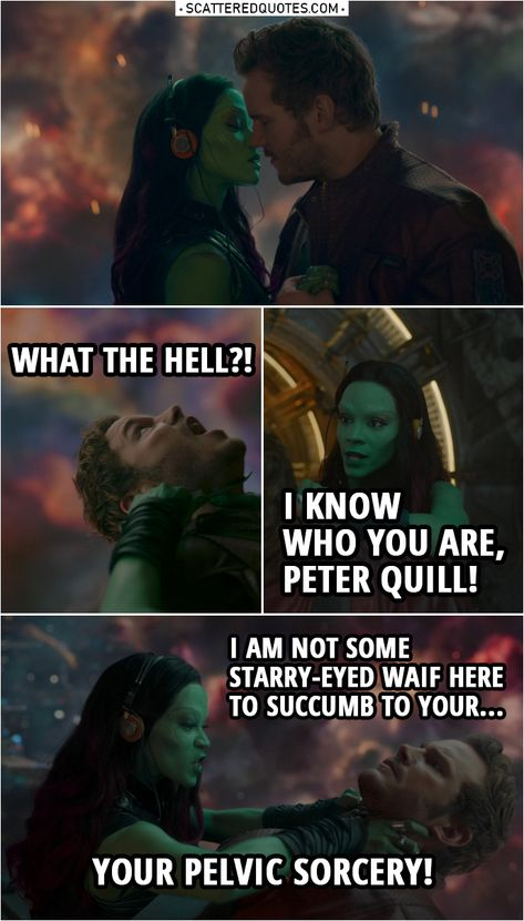 40+ Best 'Guardians of the Galaxy (2014)' Quotes: