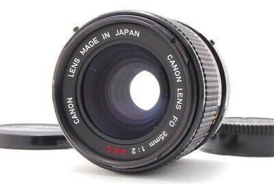 Exccanon Fd 35mm F 2 S S C Ssc Mf Wide Angle Prime Lens Camera Lenses Prime Lens Lens