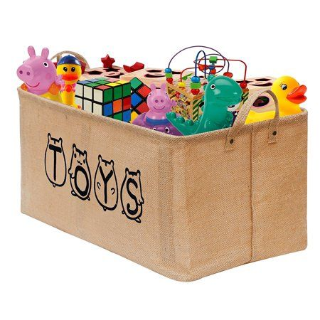 Home Toy Storage Bins Kids Toy Boxes Toy Storage