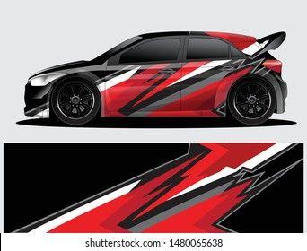 ahnliche bilder stockfotos und vektorgrafiken von racing car wrap abstract strip for sticker and decal vector e in 2021 vektorgrafik grafik vektordatei erstellen online wein vektor