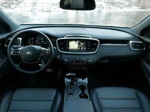 The 2019 Kia Sorento 3 3l Ex Exterior Kia Sorento Kia Sorento Interior Sorento