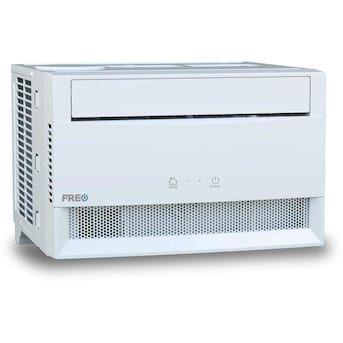 Freo 6 000 Btu Sleek Design Window Air Conditioner Lowes Com In 2020 Window Air Conditioner Air Conditioner Windowless Air Conditioner
