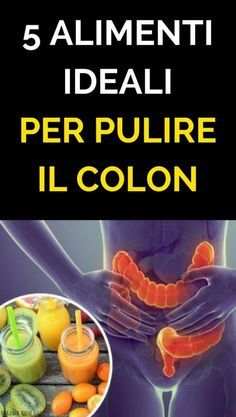 dieta per ripulire il colon frutta secca fa bene al fegato