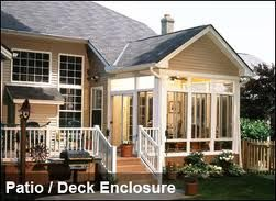 sunroom with deck ideas pictures decks pinterest