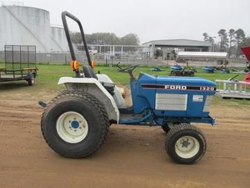 Instant Download Ford New Holland 1320 1520 1620 1715 1720 Tractor