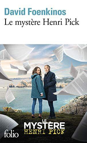 Télécharger Le Mystère Henri Pick Pdf Livre Ebook France De David Foenkinos Télécharger Votre Fichier Ebook Maintena Téléchargement Livres à Lire Le Mystere