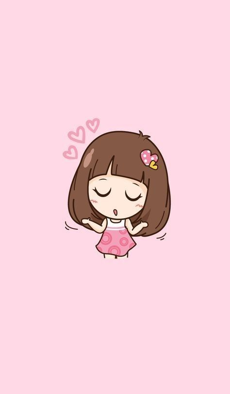 Cute Girly Wallpapers Badassgirlsquotes Cute Cartoon Wallpapers Chibi Wallpaper Cute Wallpapers