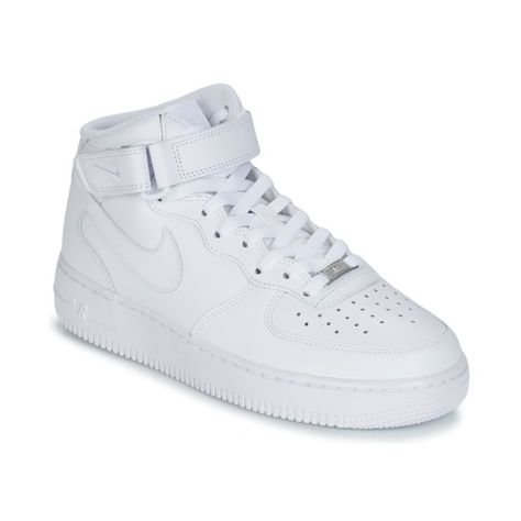 Air force 1 mid 07 leather (avec images) | Nike air force