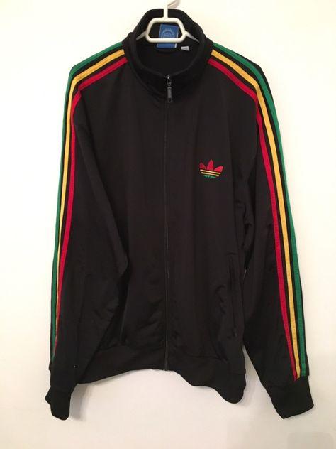 adidas firebird jamaica jacket