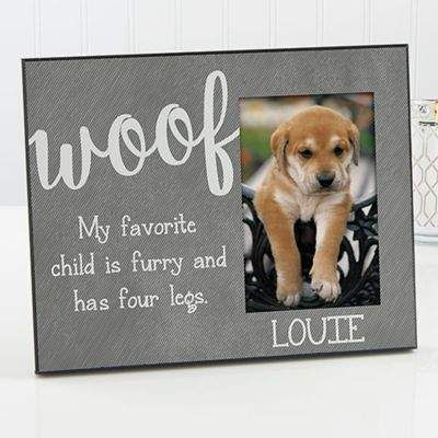 Bed Bath Beyond Woof Pet Picture Frame Dog Picture Frames