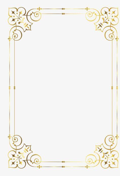 Moldura De Ouro Quadro Clipart Dourado Quadro Imagem Png E Psd Para Download Gratuito Molduras Para Convites De Casamento Molduras Para Convites Borda Para Convite