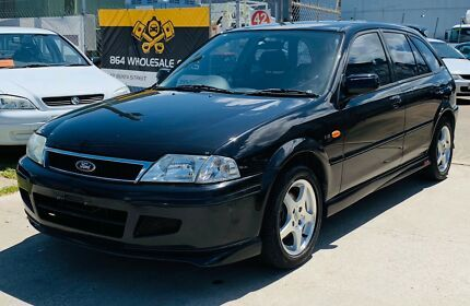 2002 Ford Laser Sr Rwc July Rego Ac Cold New Tyres Cars