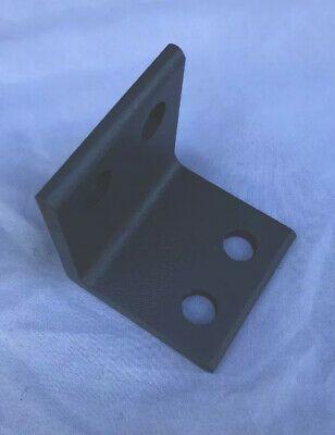 Custom Heavy Duty Steel Bracket 3 X3 X3 And 5 16 Thick W 5 8 Holes Ebay Stainless Steel Flanges Steel Bracket