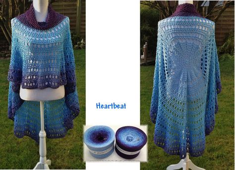 Yarn Poncho and guidance - Will Space
