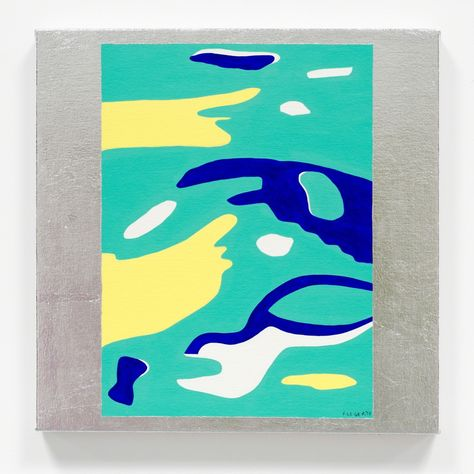 Becky Suss | Untitled (Fernand Léger, Water) (2015) | Artsy