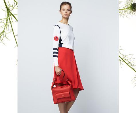 74cf0011e668 26 Best SS17 Womenswear Lookbook images