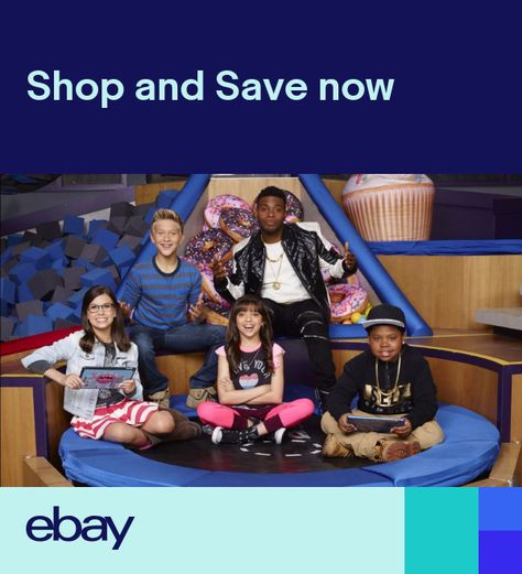 ICARLY POSTER 03 CARTOON NICKELODEON TEEN KIDS 2 Sizes Available