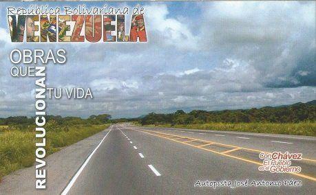 Postal: Autopista José Antonio Páez (Venezuela) (Ipostel