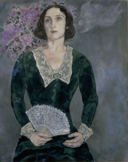 Bella In Het Groen Marc Chagall Stedelijk Museum Amsterdam