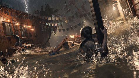 Shadow Of The Tomb Raider Ya Esta Listo Y Presenta Nuevo Gameplay