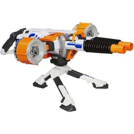 Nerf N-Strike Elite Rhino-Fire Blaster Only At Walmart
