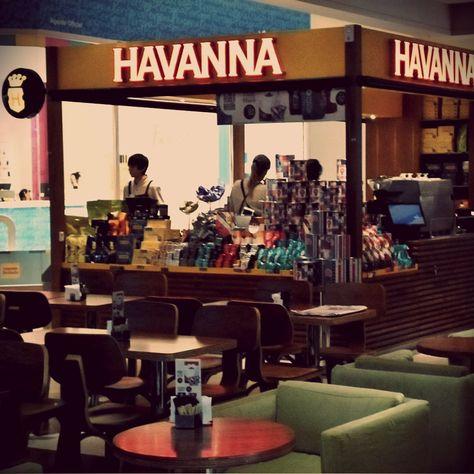 Nuevo Local De Havanna Argentina En Terrazasdemayo