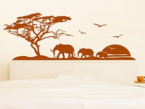 Safari Afrika Home Decor Decor Safari