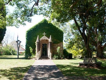 St Pauls Anglican Church Kincumber On The Central Coast NSW Australia