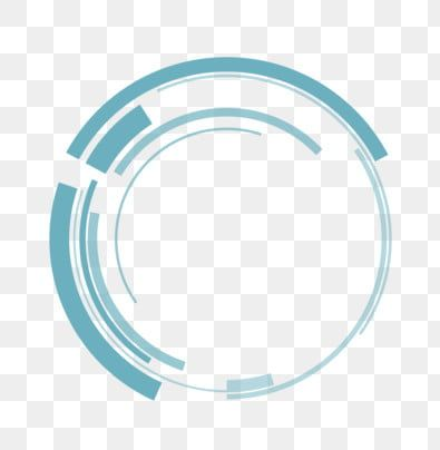 Blue Technology Lines Tech Wind Border The Internet Frame Technology Border Business Office Png And Vector With Transparent Background For Free Download Internet Frame Geometric Box Vector Technology