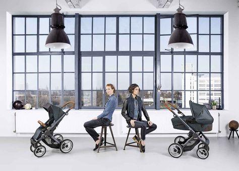 15845d93629 Mutsy Evo Industrial Blue Pram | Evo | Prams, Baby strollers, Evo