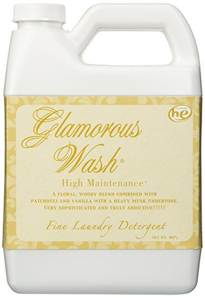 Tyler Glamour Wash Laundry Detergent High Maintenance 32 Fluid Ounce Diva Laundry Detergent Washing Laundry Laundry Detergent