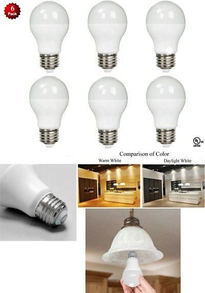 Light Bulbs 20706 6 Pack Led 100 Watt Equivalent 100w 3000k A19