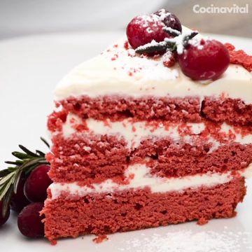 Photo of Pastel red velvet