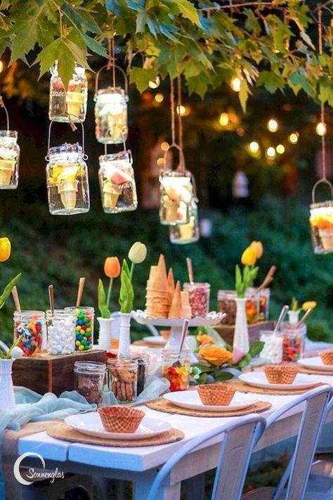 33 Best Summer Party Ideas in Backyards