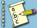 Kidzone Educational Worksheets!