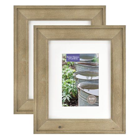 Home Picture On Wood Wood Picture Frames Better Homes Gardens
