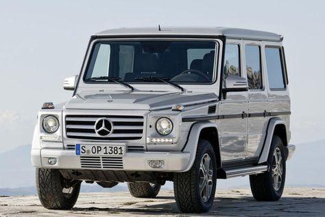 Mercedes-Benz G-class 2012