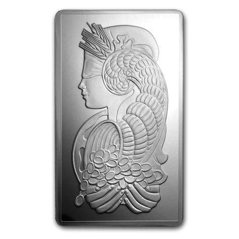 PAMP Suisse 20 gram Platinum Bar Fortuna 999.5 Fine in Assay