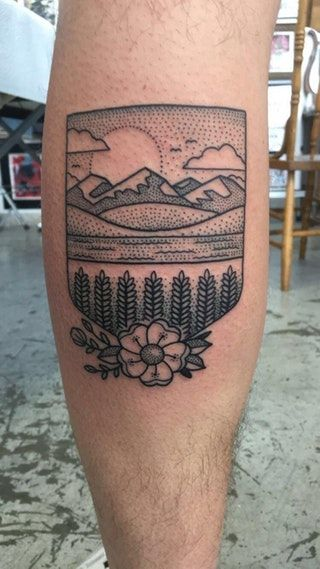 My New Tattoo From Craig Quill At Electric Blackbird Tattoo Calgary Tattoos Tattoos New Tattoos Tattoo Calgary