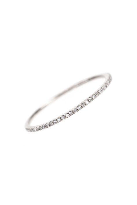 memoirering diamant ring weissgold diamanten