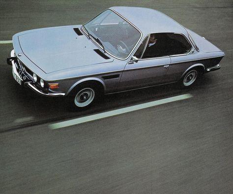 1974 BMW E9 Coupe 2.5 CS