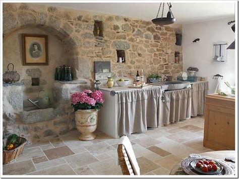 La cucina di campagna future home kitchen case in stile
