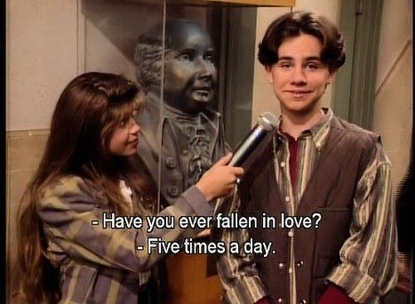 Boy Meets World - Ojos de Videotape - Best Humor Funny Incorrigible Cory, Seven Film, Girl Meets World, Boy Meets World Quotes, Sean Boy Meets World, Film Quotes, Funny Movie Quotes, 90s Quotes, Sarcasm Quotes