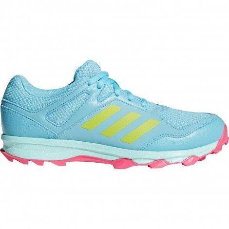 adidas Fabela Rise hockeyschoenen dames light aqua shock ...
