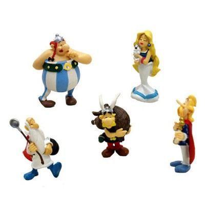 MARIO Coffret 5 figurines