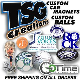 The BEST Way To Promote A Sports Camp Or Business Get A - Custom car magnets for sports